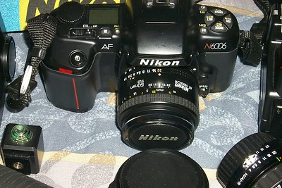 Cameras, Old, Odd, and New...Other People's Equipment